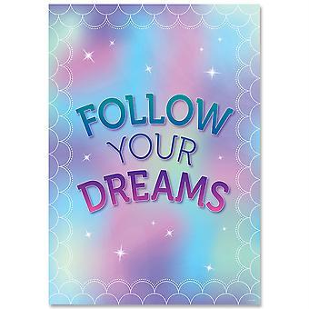 Sigue tus sueños Mystical Magical Inspire U Poster