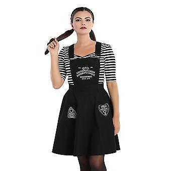 Hell Bunny Samara Pinafore Dress