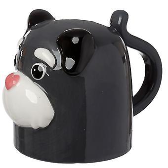 Puckator Dog Squad Upside Down Mug