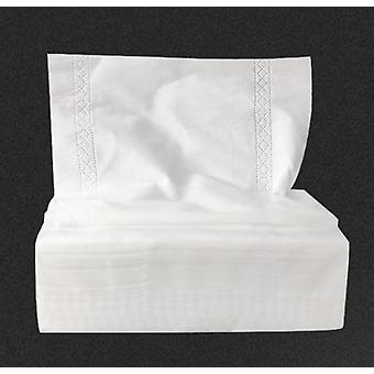 Camada descartável papel de guardanapo macio de celulose de madeira