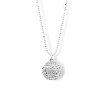Cadena de corte de diamantes ChloBo con colgante dreamball SCDC2824