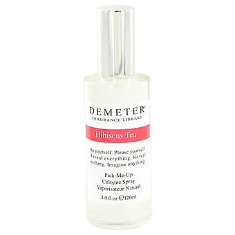 Demeter Hibiscus thee Cologne Spray door Demeter 4 oz Cologne Spray