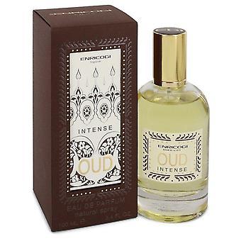 Enrico Gi Oud Intense Eau De Parfum Spray (Unisex) By Enrico Gi 3.4 oz Eau De Parfum Spray
