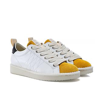 Panchic P01 Leather And Suede Trainers
