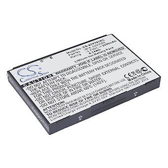 Hotspot-akku AT&T 5200080 W-6 W6 Netgear Aircard 781S Unite Pro 4G LTE:lle