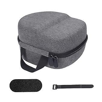 Accesorios Vr duro eva bolsa de almacenamiento de viaje para oculus quest 2 vr auriculares que llevan caja de almacenamiento protectora de la caja para oculus quest2