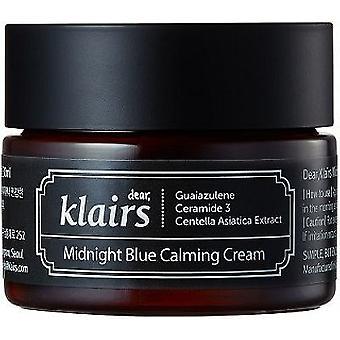 Klairs Calming Cream Midnight Blue