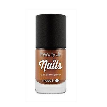 Beauty UK Chrome Nail Polish - Copper