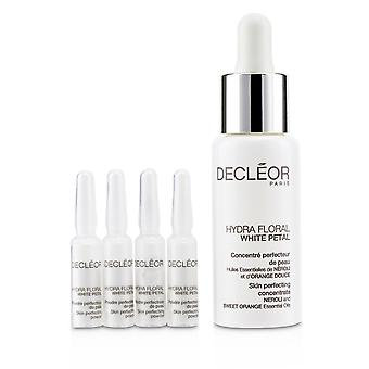Hydra floral white petal skin perfecting professional mix (1x concentrate 30ml, 10x powder 4g) salon product 234663 -