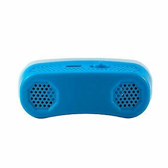 Dispositivo eletrônico para apneia do sono parar o ronco ajuda stopper home cuidados pessoais