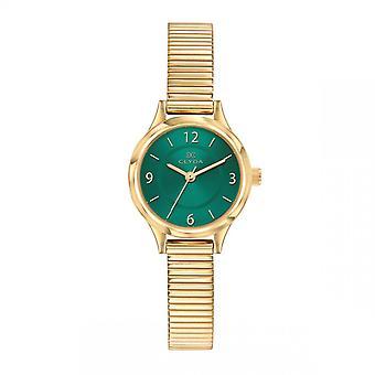 CLYDA MONTRES Women's Watch - CLA0777PVIX - Dor Steel
