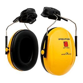 3M H510P3H-405-GU Peltor kypärä Optime korva Muff liite keltainen