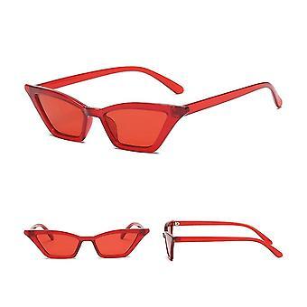 Reisen Stil rimless Sonnenbrille, Rechteck Sonnenbrille