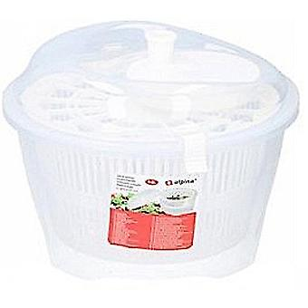 salatss 4,4 liter hvit