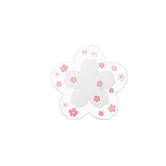Cherry Blossom Heat Insulation Table Mat Family Office Desk Pad
