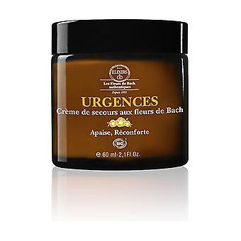 SOS Cream - Organic Emergencies Emergency Cream 60 ml of cream
