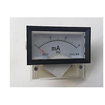 أمبير التناظرية لوحة متر الحالي Ammeter Co2 ليزر حفارة ختم