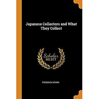 Colecionadores japoneses e o que coletam