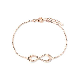 amor Armband Link Kvinna Silver - 2023875