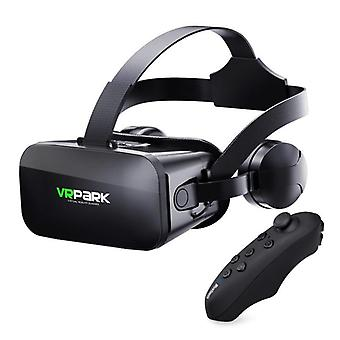 3d Vr-bril Virtual Reality-bril voor 4,7- 6,7 smartphone iphone Android