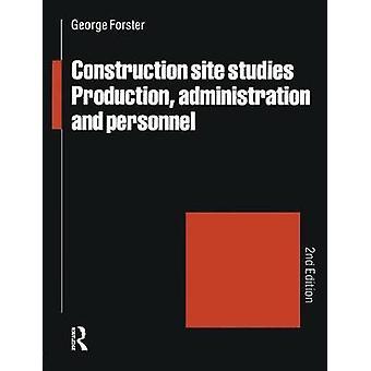 Construction Site Studies