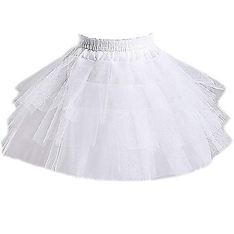 barn underskjørt for formell / blomst kjole