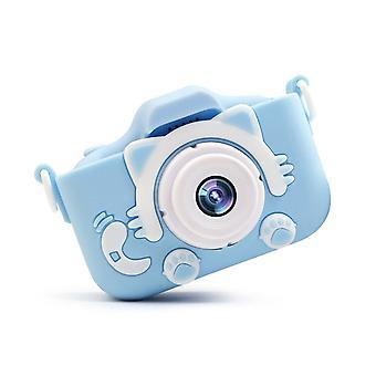 ميني كيدز كاميرا رقمية USB شحن 20 بوصة 20mp بكسل صغير DSLR لعبة كاميرا الحركة لهدايا عيد ميلاد الأطفال