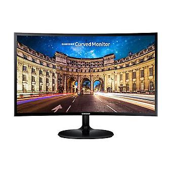 "Samsung C24F390FHU, 59,7 cm (23,5""), 1920 x 1080 pixel, Full HD, 4 ms, fekete"