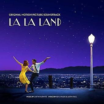 La La Land Soundtrack OST CD