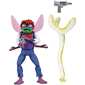 Baxter Stockman (TMNT) Neca Action Figur