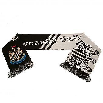 Newcastle United FC Logo Scarf