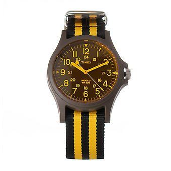पुरुषों की घड़ी Timex TW2V12300LG (Ø 40 मिमी)