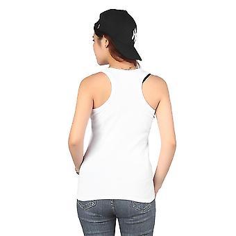 Hot Ladies Kvinder Girl Mini Ærmeløs T-shirt Tank Toppe Cami Bodycon Vest
