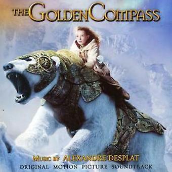 Alexandre Desplat  The Golden Compass CD (2007)
