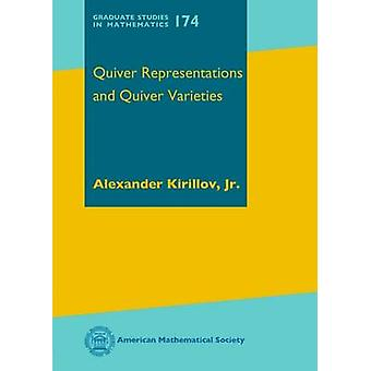 Quiver Representations and Quiver Varieties by Alexander Kirillov - 9