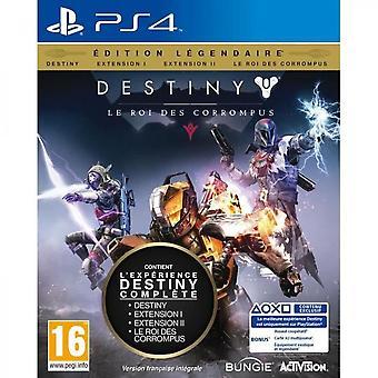 Destiny: The Taken King Legendary Edition Ps4 Game