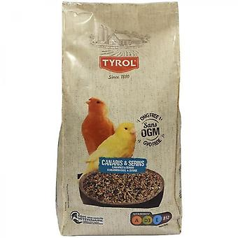 Tyrol 1880 Complete Premium Menu - For Canaries And Canaries - 1 Kg