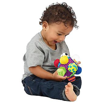 0-12 Months Bumpy Ball Baby Rattle Toy