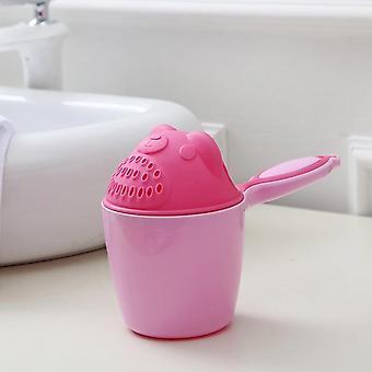 Baby Shampoo Kupit Tukka-kuppi Suihkulusikat Kylpykorkit Pesu Toddle