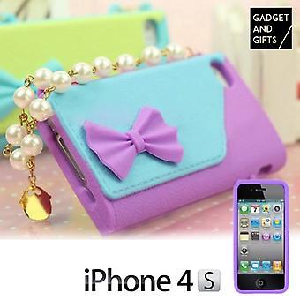 perle veske sak for iPhone
