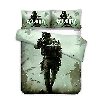 Call of Duty Bedding Set for Kids Duvet Cover, EU Single