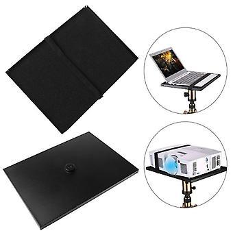 Laptop Notebook Palette Projektor Tray Halter Stativ Stand Mount für Bühnengebrauch Dropshipping