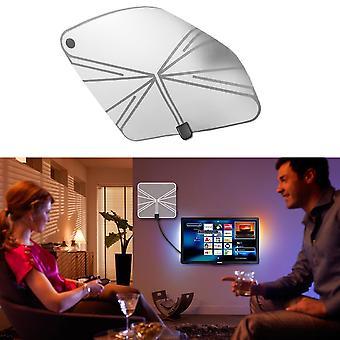 Hdtv Amplified Indoor Digital Tv Aerial Hdtv 50 Miles Reception Range