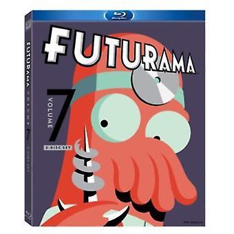 Futurama - Futurama: Vol. 7 [BLU-RAY] USA import
