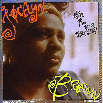 Jocelyn Brown - importation USA One From the Heart [CD]