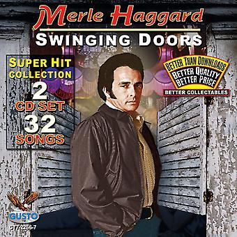 Merle Haggard - svängdörrar [CD] USA import