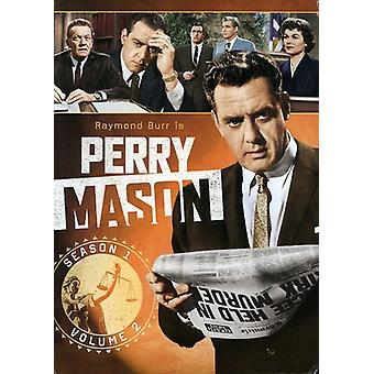 Perry Mason: Vol. 2-temporada 1 [DVD] USA importar