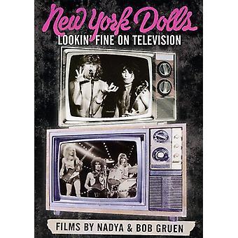 New York Dolls - Lookin ' amende lors de l'importation des USA de télévision [DVD]