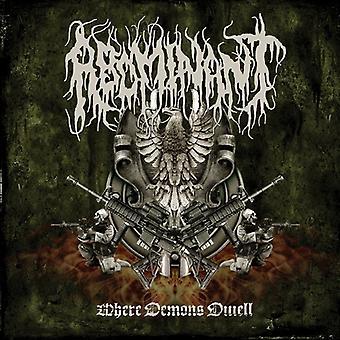 Abominant - Where Demons Dwell [CD] USA import