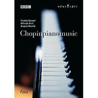 F. Chopin - Piano Music [DVD] USA import